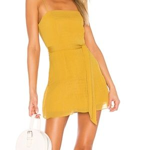 Becca Ruffle Tier Dress